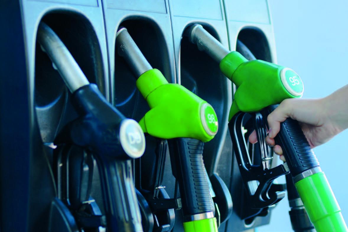 Bio diesel fuel pump for cars