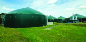 Anaerobic Digestion facility at Modus Waste