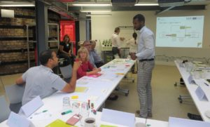 Recorked attending EBRI's Value from Waste master class