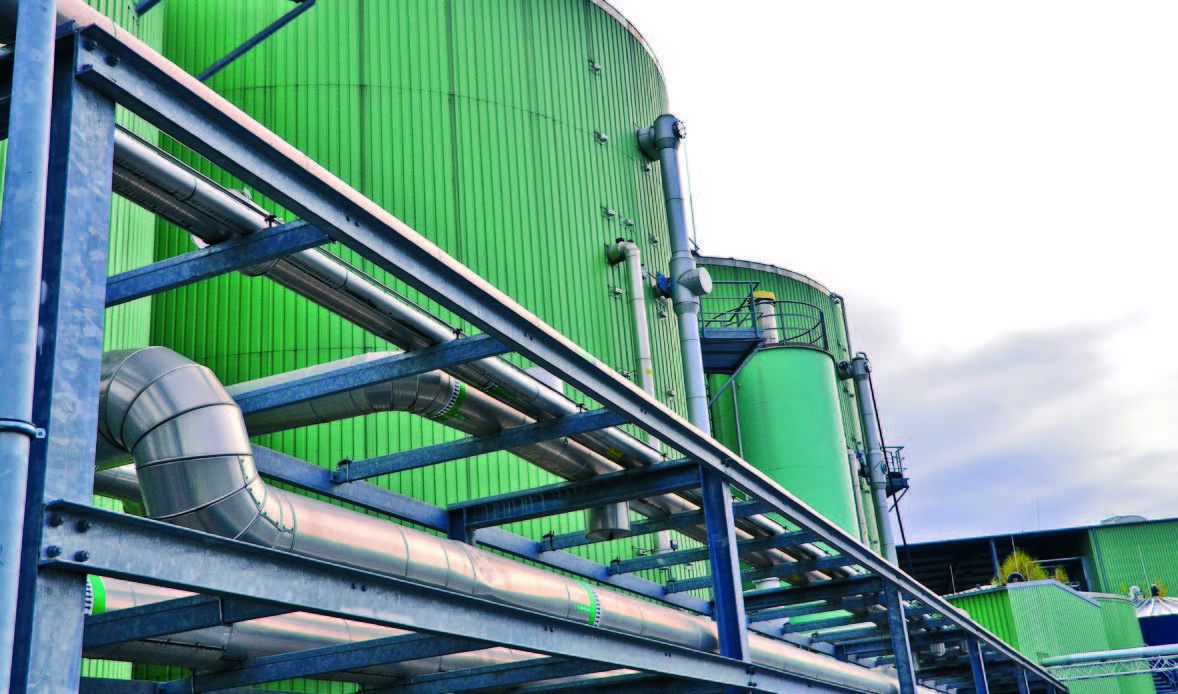 There are currently 570 Anaerobic Digestion (AD) plants in the UK producing biogas for power and heat generation