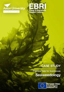 Seaweedology case study front cover