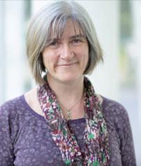 Patricia Thornley (Director of EBRI)