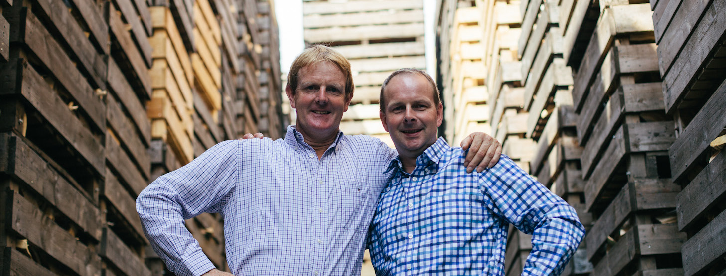 George and Nic Snell of Certainly Wood